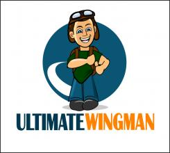 Logo design # 574942 for Wing it to win it! contest