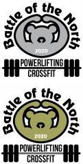 Logo  # 1001885 für Powerlifting Event Logo   Battle of the North Wettbewerb