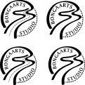 Logo # 1244458 voor Logo voor Tassen en lederwaren designer  Studio Bongaarts in Amsterdam  Steekwoorden  onderweg zijn  moderne retro wedstrijd