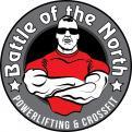 Logo  # 1001891 für Powerlifting Event Logo   Battle of the North Wettbewerb