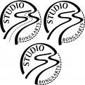 Logo # 1242957 voor Logo voor Tassen en lederwaren designer  Studio Bongaarts in Amsterdam  Steekwoorden  onderweg zijn  moderne retro wedstrijd