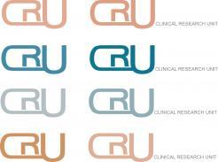 Logo # 610652 voor Ontwerp een zakelijk en rustig  logo voor de afdeling Clinical Research Unit (afkorting: CRU), een afdeling binnen het AMC; een groot academisch ziekenhuis in Amsterdam. wedstrijd