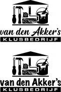 Logo # 1080243 voor ontwerp een mooi logo met de bedrijfsnaam erin voor een klusbedrijf wedstrijd