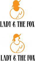 Logo # 428078 voor Lady & the Fox needs a logo. wedstrijd
