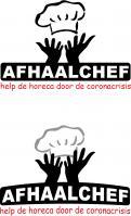 Logo # 1053264 voor Help de horeca ondernemers! Ontwerp snel een logo voor een platform om af te halen bij restaurants wedstrijd