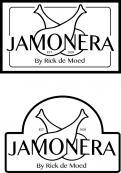 Logo # 1016054 voor Logo voor unieke Jamoneria  spaanse hamwinkel ! wedstrijd