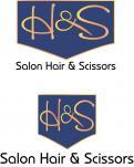 Logo # 440229 voor Emblem style logo for a elegant hair salon wedstrijd