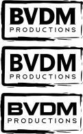 Logo # 400403 voor Logo Bvdmproductions wedstrijd
