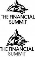 Logo design # 1058694 for The Financial Summit   logo with Summit and Bull contest