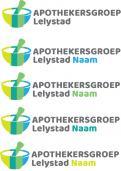 Logo # 1008134 voor Logo voor Apothekersgroep Lelystad wedstrijd
