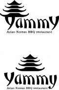 Logo # 1056290 voor ontwerp een horeca logo voor een nieuw te openen asian korean bbq restaurant wedstrijd
