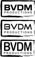 Logo # 400310 voor Logo Bvdmproductions wedstrijd