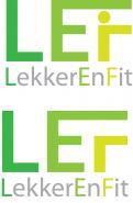 Logo # 374631 voor Ontwerp een logo met LEF voor jouw vitaalcoach van LekkerEnFit!  wedstrijd