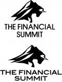 Logo design # 1059102 for The Financial Summit   logo with Summit and Bull contest
