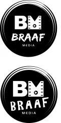 Logo # 403029 voor Ontwerp een stoer logo voor een klein startend mediabedrijf wedstrijd