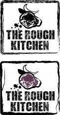 Logo # 381563 voor Logo stoer streetfood concept: The Rough Kitchen wedstrijd