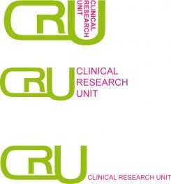 Logo # 610195 voor Ontwerp een zakelijk en rustig  logo voor de afdeling Clinical Research Unit (afkorting: CRU), een afdeling binnen het AMC; een groot academisch ziekenhuis in Amsterdam. wedstrijd