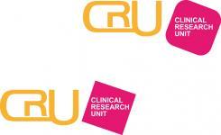 Logo # 610198 voor Ontwerp een zakelijk en rustig  logo voor de afdeling Clinical Research Unit (afkorting: CRU), een afdeling binnen het AMC; een groot academisch ziekenhuis in Amsterdam. wedstrijd