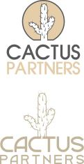 Logo design # 1068760 for Cactus partners need a logo and font contest
