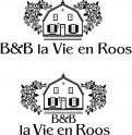Logo # 1140891 voor Ontwerp een romantisch  grafisch logo voor B B La Vie en Roos wedstrijd
