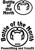 Logo  # 1001757 für Powerlifting Event Logo   Battle of the North Wettbewerb