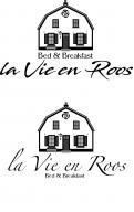 Logo # 1145414 voor Ontwerp een romantisch  grafisch logo voor B B La Vie en Roos wedstrijd