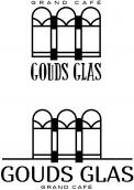 Logo # 984306 voor Ontwerp een mooi logo voor ons nieuwe restaurant Gouds Glas! wedstrijd