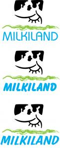 Logo # 325818 voor Redesign of the logo Milkiland. See the logo www.milkiland.nl wedstrijd