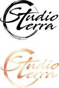 Logo # 1115021 voor Logo Creatieve studio  portretfotografie  webshop  illustraties  kaarten  posters etc  wedstrijd