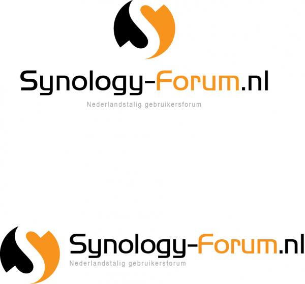 Designs by logomaker - New logo for Synology-Forum nl