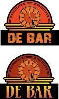 Logo # 296026 voor Vintage logo voor een hippe bar wedstrijd