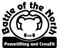 Logo  # 1001870 für Powerlifting Event Logo   Battle of the North Wettbewerb