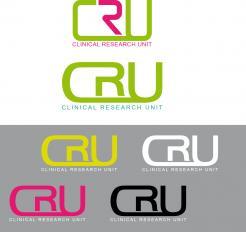 Logo # 610330 voor Ontwerp een zakelijk en rustig  logo voor de afdeling Clinical Research Unit (afkorting: CRU), een afdeling binnen het AMC; een groot academisch ziekenhuis in Amsterdam. wedstrijd