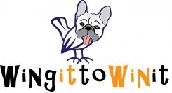 Logo design # 574718 for Wing it to win it! contest