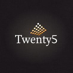 Logo # 611 voor Twenty5 wedstrijd
