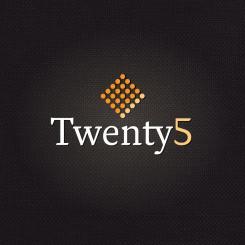 Logo # 635 voor Twenty5 wedstrijd