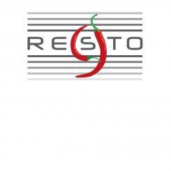 Logo # 381 voor Logo voor restaurant resto 9 wedstrijd