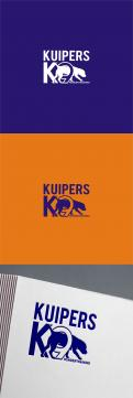 Logo design # 1207760 for Design an unic logo for my company   Kuipers K9    specialized in dogtraining contest