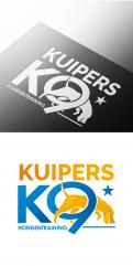 Logo design # 1208369 for Design an unic logo for my company   Kuipers K9    specialized in dogtraining contest