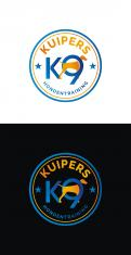 Logo design # 1208976 for Design an unic logo for my company   Kuipers K9    specialized in dogtraining contest