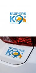 Logo design # 1207781 for Design an unic logo for my company   Kuipers K9    specialized in dogtraining contest