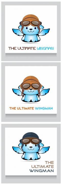Logo design # 578463 for Wing it to win it! contest
