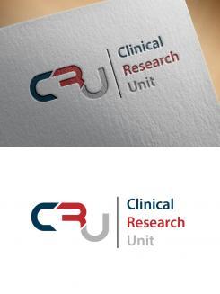 Logo # 615084 voor Ontwerp een zakelijk en rustig  logo voor de afdeling Clinical Research Unit (afkorting: CRU), een afdeling binnen het AMC; een groot academisch ziekenhuis in Amsterdam. wedstrijd