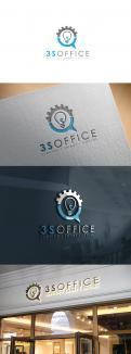 Logo # 702912 voor Bedenk en ontwikkel een naam + logo voor een nieuw (verhuur)platform voor kantoorconcept wedstrijd