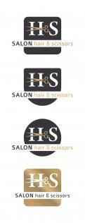 Logo # 445901 voor Emblem style logo for a elegant hair salon wedstrijd