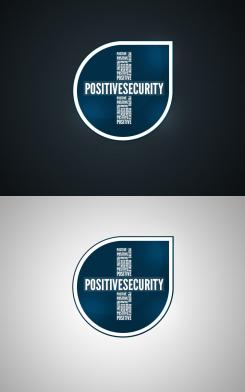 Logo design # 603565 for Logo for a security group named positivesecurity contest