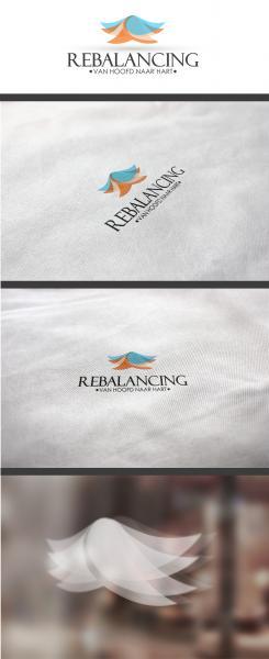Logo # 456582 voor Ontwerp een intrigerend logo dat geborgenheid en blijheid uitstraalt voor een succesvolle Rebalancingpraktijk. wedstrijd