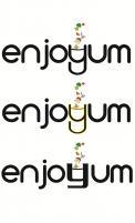 Logo # 338665 voor Logo Enjoyum. A fun, innovate and tasty food company. wedstrijd