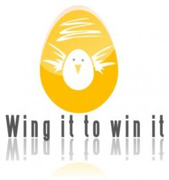 Logo design # 575823 for Wing it to win it! contest