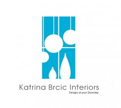 designs by rale design an eye catching modern logo for an online interior design business